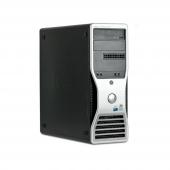 Dell Precision T3500; Intel Xeon W3550 3.06GHz/24GB DDR3/256GB SSD + 1TB HDD