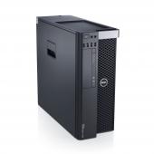 Dell Precision T3600; Intel Xeon E5-1620 3.6GHz/32GB DDR3 ECC/256GB SSD