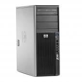 HP Z400 WorkStation; Intel Xeon W3550 3.06GHz/4GB DDR3 ECC/250GB HDD