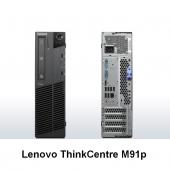 Lenovo ThinkCentre M91p SFF; Core i7 2600 3.4GHz/4GB DDR3/320GB HDD