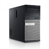 Dell Optiplex 990 MT; Core i5 2500 3.4GHz/8GB DDR3/128GB SSD + 320GB HDD