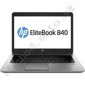 HP EliteBook 840 G1; Core i5 4200U 1.6GHz/4GB RAM/128GB SSD/battery VD