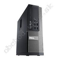 Dell Optiplex 7010 SFF; Core i5 3570 3.4GHz/4GB RAM/500GB HDD