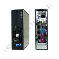Dell Optiplex 760 SFF; Core 2 Duo E7400 2.8GHz/4GB DDR2/160GB SATA