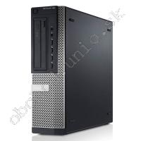 Dell Optiplex 790 DT; Core i3 2130 3.4GHz/4GB DDR3/250GB HDD