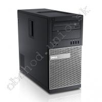 Dell Optiplex 9020 MT; Core i7 4770 3.4GHz/16GB RAM/256GB SSD NEW + 2TB HDD