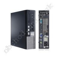 Dell Optiplex 9020 USFF; Core i5 4590S 3.0GHz/8GB RAM/256GB SSD NEW
