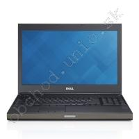 Dell Precision M4800; Core i7 4810MQ 2.8GHz/16GB RAM/256GB SSD/battery VD