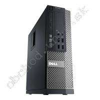 Dell Optiplex 790 SFF; Core i3 2120 3.3GHz/4GB RAM/500GB HDD