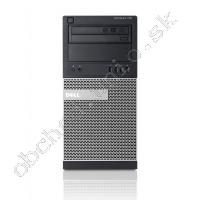 Dell Optiplex 790 MT; Core i7 2600 3.4GHz/4GB DDR3/250GB SATA