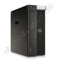 Dell Precision T5810; Xeon E5-1620 v3 3.5GHz/32GB RAM/512GB SSD + 4TB HDD