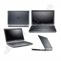 Dell Latitude E6530; Core i7 3720QM 2.6GHz/8GB RAM/320GB HDD/tr. baterky VD