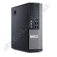 Dell Optiplex 9020 SFF; Core i5 4570 3.2GHz/8GB RAM/128GB SSD+500GB HDD