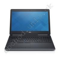 Dell Precision 7510; Core i7 6820HQ 2.7GHz/16GB RAM/256GB SSD NEW/battery DB