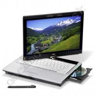Fujitsu LifeBook T5010; Core 2 Duo P8700 2.53GHz/2GB DDR3/500GB HDD/tr. baterky VD/BB