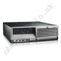 HP Compaq DC7700 SFF; Core 2 Duo E6300 1,8GHz/2GB DDR2/80GB SATA