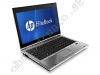 HP EliteBook 2560p; Core i5 2540M 2.6GHz/4GB RAM/128GB SSD/tr. baterky VD