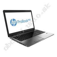 HP ProBook 455 G1; AMD A4-4300M 2.5GHz/4GB RAM/500GB HDD/HP Remarketed