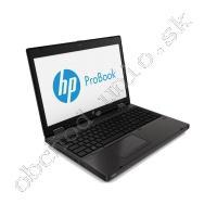 HP ProBook 6570b; Core i5 3360M 2.8GHz/4GB RAM/128GB SSD/tr. baterky VD