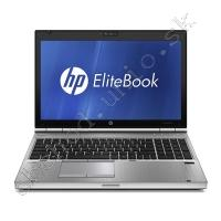 HP EliteBook 8560p; Core i7 2620M 2.7GHz/8GB RAM/320GB HDD/tr. baterky VD