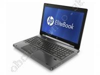 HP EliteBook 8560w; Core i7 2630QM 2.0GHz/8GB RAM/750GB HDD/tr. baterky VD