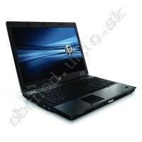 HP EliteBook 8740w; Core i5 560M 2.66GHz/4GB RAM/250GB HDD/tr. baterky NB