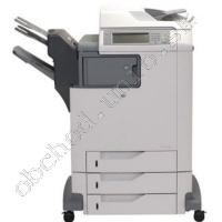HP ColorLaserJet 4730MFP, 40GB HDD, zošívačka papiera