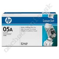 ECO DATA Toner HP CE505A black