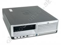 HP Compaq DC7700 SFF; Core 2 Duo E6300 1,86GHz/2GB DDR2/80GB SATA