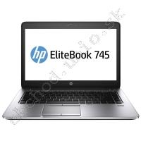 HP EliteBook 745 G2; AMD A10-7350B 2.1GHz/8GB RAM/500GB HDD/HP Remarketed