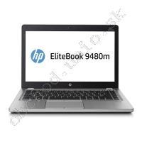 HP EliteBook Folio 9480m; Core i5 4310U 2.0GHz/8GB RAM/180GB SSD/battery NB