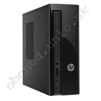 HP Slimline 260-a120ng; Pentium J3710 1.6GHz/8GB DDR3/2TB HDD/HP Remarketed