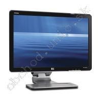LCD HP 22' W2207H; čierno-strieborný, tr.B