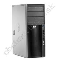 HP Z400 WorkStation; Intel Xeon W3520 2.66GHz/4GB DDR3 ECC/1TB SATA