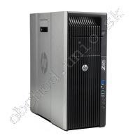 HP Z620 WorkStation; 2x Intel Xeon E5-2690 v2 3.0GHz/128GB RAM/512GB SSD + 4TB HDD