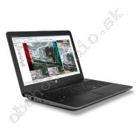 HP ZBook 15 G3; Core i7 6700HQ 2.6GHz/16GB RAM/256GB SSD PCIe + 1TB HDD/HP Remarketed