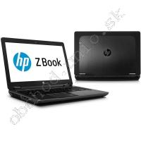 HP ZBook 15 G2; Core i7 4810MQ 2.8GHz/16GB RAM/256GB M.2 SSD/backlit kb/battery VD