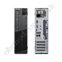Lenovo ThinkCentre M82p SFF; Core i5 3550 3.3GHz/4GB DDR3/500GB HDD
