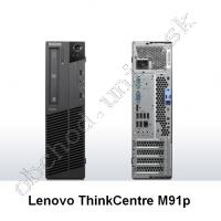 Lenovo ThinkCentre M91p SFF; Core i5 2400 3.1GHz/4GB DDR3/320GB HDD