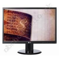 LCD LG 22' L222WS; čierny, tr.B