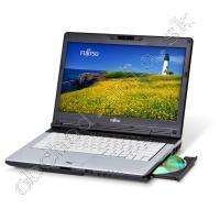 Fujitsu LifeBook S751; Core i3 2350M 2.3GHz/4GB RAM/320GB HDD/biela kl./tr. baterky VD