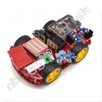 Raspberry Pi 3 inteligentný auto-robot