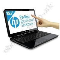HP TouchSmart Sleekbook 15-B129WM; AMD A6-4455M 2.1GHz/4GB RAM/500GB HDD/HP Remarketed