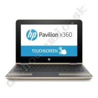 HP Pavilion x360 11-U102NX; Core i3 7100U 2.4GHz/4GB RAM/500GB HDD/HP Remarketed